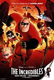 دانلود زیرنویس فارسی فیلم The Incredibles 2004